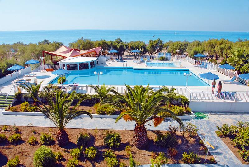 Hotel Kouros Bay - Pythagorion - Samos